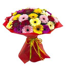 """Букет цветов """"Краски мира"""""""